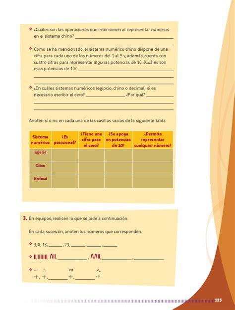 matematicas quinto de primaria sep 2016 libro de matematicas sep de quinto grado pagina 127 a