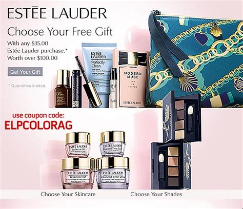 Free Gift With Purchasethis Just In From The Bod by Free Estee Lauder Gift 100 Value With Any Estee Lauder