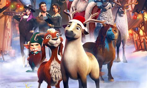 elliot  littlest reindeer official trailer