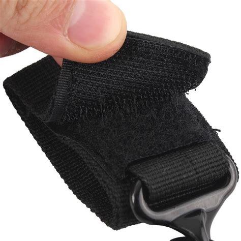 Tali Gantungan Pistol Lanyard Belt Tali Gantungan Pistol Lanyard Belt Black