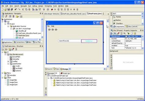 eclipse swing gui java gui