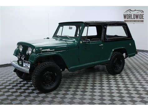 Jeep Jeepster Classifieds For Classic Jeep Commando 8 Available