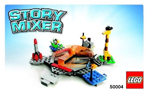 the mixer the story lego story mixer instructions 50004 games
