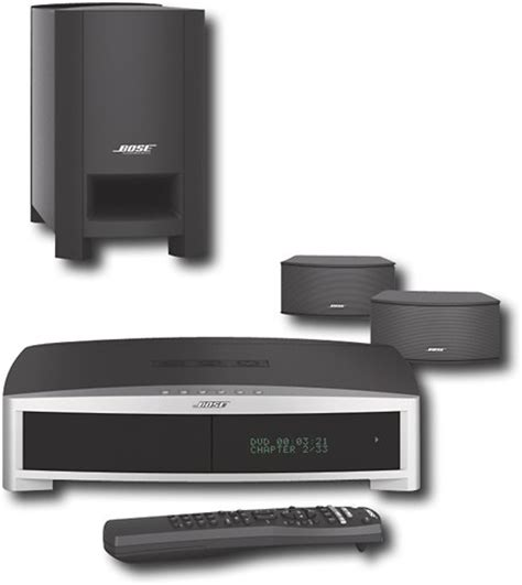 bose 3 2 1 gs series iii dvd home entertainment system 3 2