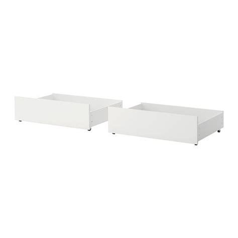 lit malm blanc malm rangement pr lit haut blanc ikea
