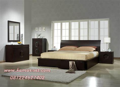 Ranjang Kayu Modern desain ranjang minimalis tempat tidur kayu minimalis kamar set