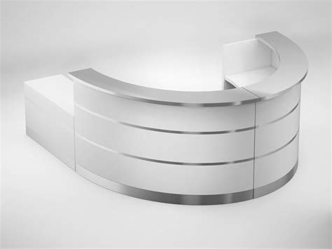 Reception Desk Houston Houston Reception Desk A Curved Desk With Executive Appeal 90 Degree Office Concepts