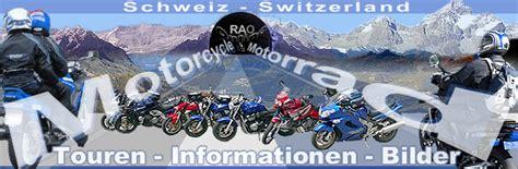 Online Routenplanung Motorrad by Raonline Motorrad Schweiz Touren Alpenpassstrassen