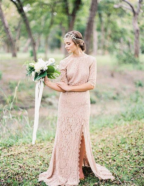 Boho Wedding Dress by 21 Effortlessly Beautiful Boho Wedding Dresses Onefabday