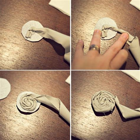 How To Make Handmade Headbands - 17 best ideas about flower headband tutorial on