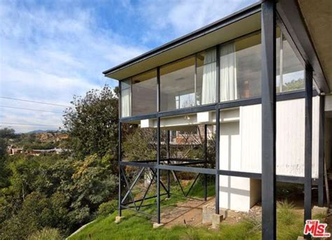 smith house los angeles 1950s midcentury modern craig ellwood s smith house in los angeles california usa