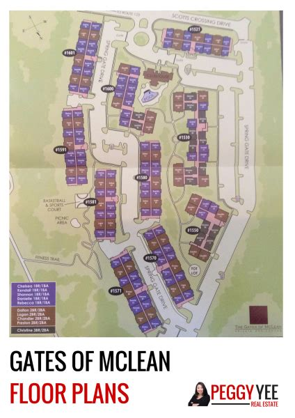 what gates of mclean floor plans are available discover tysons corner