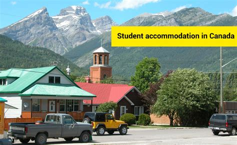 Mba In Canada For Foreigners by Accommodation In Canada For Foreign Students Here