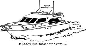 speed boat clipart black and white yacht clipart speed boat pencil and in color yacht