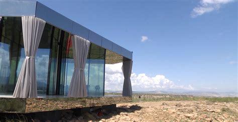 casa de cristal proyecto pionero alquila casa de cristal en desierto de