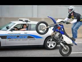 motorcycle stunters vs. cops compilation fnf youtube