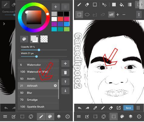 cara edit foto jadi kartun di medibang paint android cara edit foto jadi kartun di medibang paint android