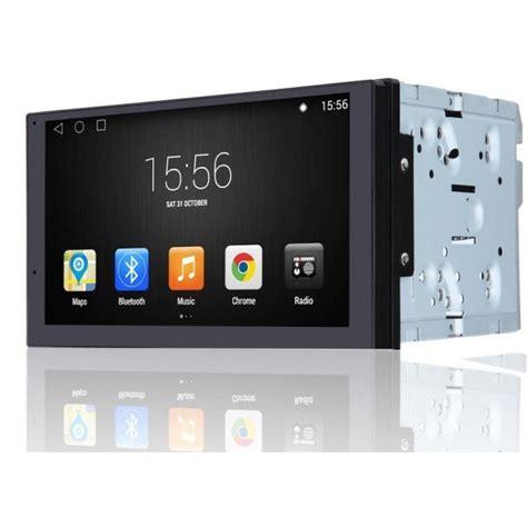 2 din android wifi 3g 4g universal car radio gps mirrorlink odb2 bluetooth ipod tv dvbt - Din Android