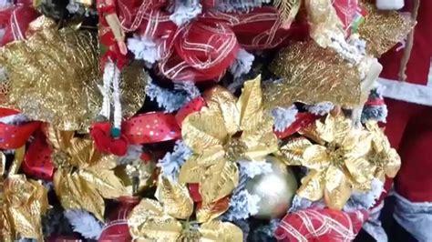 varias ideas para decorar arbol de navidad decorados con