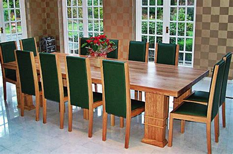 dining room set for 12 homey design white 12 pc