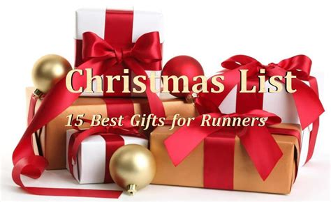 christmas gifts 15 best gifts for runners