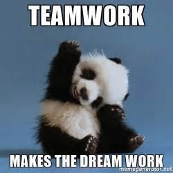 Teamwork Memes - teamwork meme www imgkid com the image kid has it