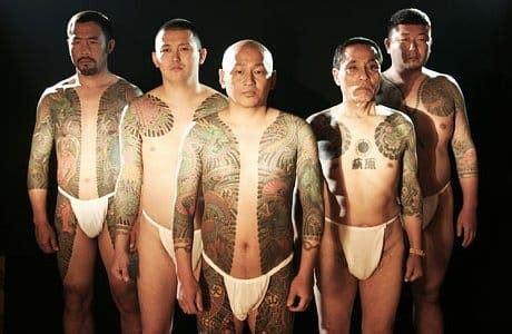 what do yakuza tattoo look like yakuza tattoos tattoodo
