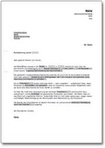 Musterbrief Beschwerde An Vermieter Beschwerde Beim Vermieter 252 Ber Ruhest 246 Rung Durch Nachbarn At Musterbrief
