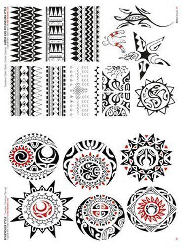flash book sun peng tattoo polynesian flash polynesian and maori