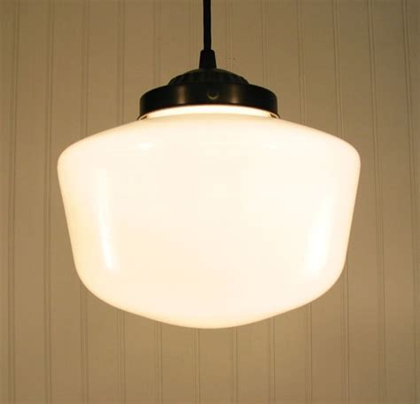 schoolhouse lighting bathroom 42 best images about milk glass on see more