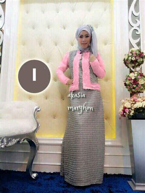 Gamis Akasia akasia by marghon i baju muslim gamis modern
