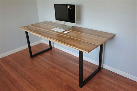 minimalist office table minimalist modern industrial office desk or dining table