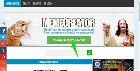Website To Make Memes - how to make a meme easy ubergizmo