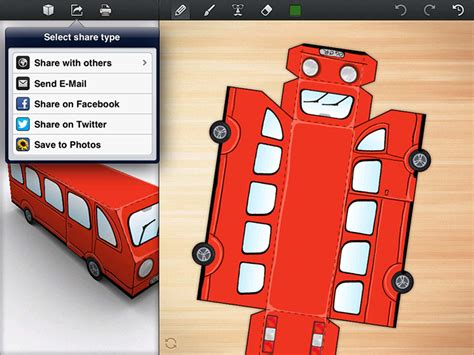 How To Make A 3d Car Out Of Paper - 3d printing with foldify webdesigner depot