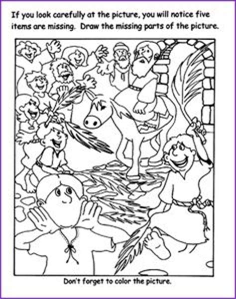 coloring page jesus rides into jerusalem 1000 images about sunday school on word