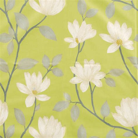 chartreuse curtain fabric magnolia chartreuse curtain fabric free uk delivery