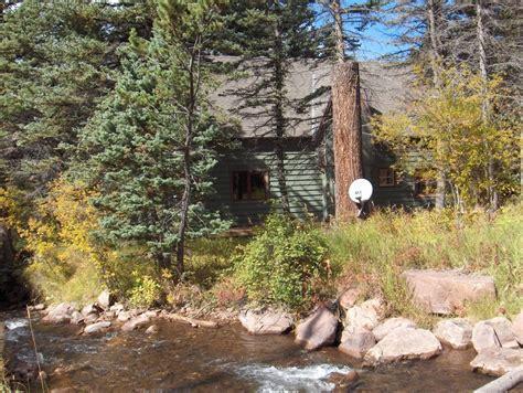Cuchara Colorado Cabins by Cuchara Colorado Cabin On The River What Does Heaven