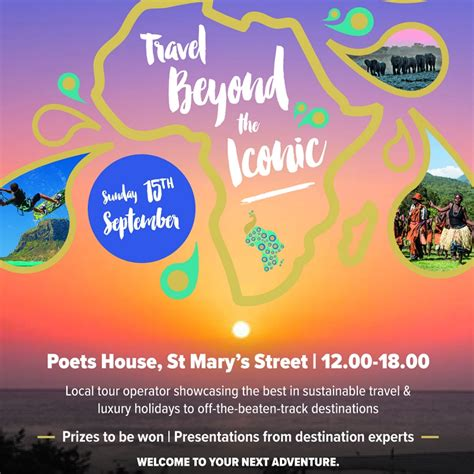 sustainable travel event  september