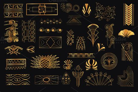 deco graphic design elements www imgkid the image kid has it