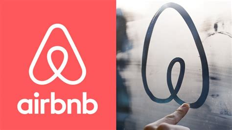 airbnb react airbnb unveils new logo to mixed reaction video abc news