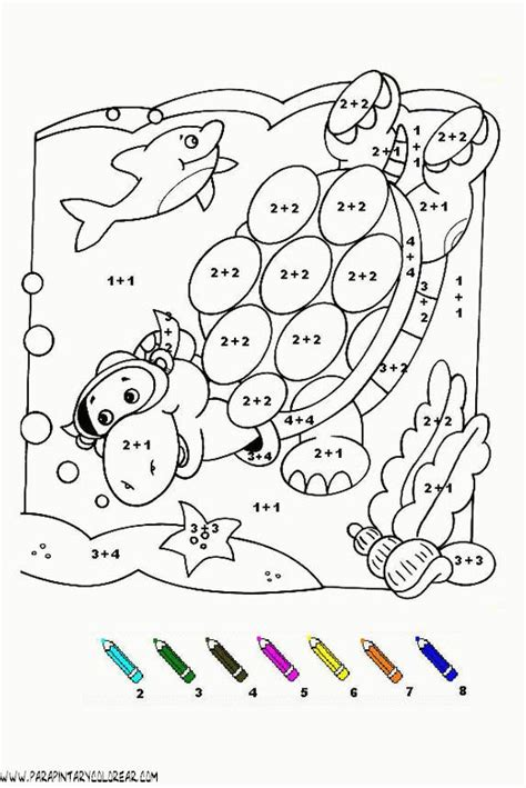 fichas sumas y restas para imprimir imagui dibujos de sumas y restas para colorear e imprimir ideas