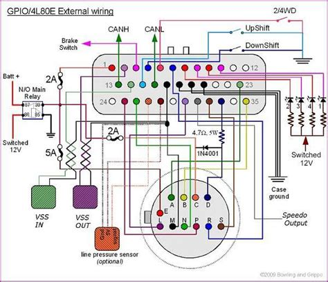 4l80e 4x4 wiring harness diagram wiring diagrams