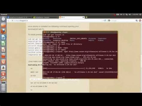 tutorial ns3 ubuntu comment installer ns3 la r 233 ponse est sur admicile fr