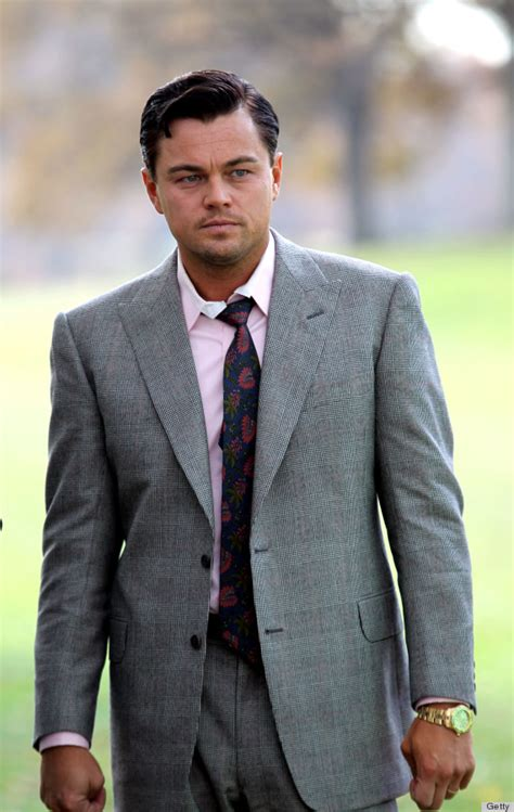 Leonardo DiCaprio Can Make Even '90s Suits Look Good In