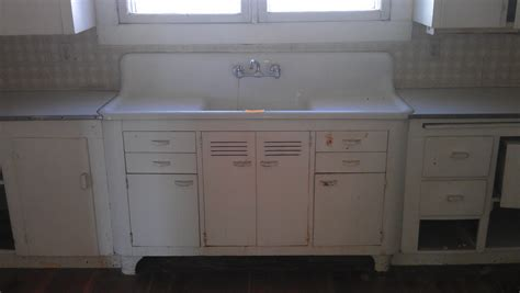 Retro Kitchen Sink Antique Drainboard Images Frompo 1