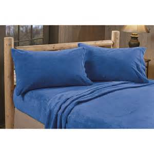 castlecreek cozy plush fleece sheet set 515488 sheets