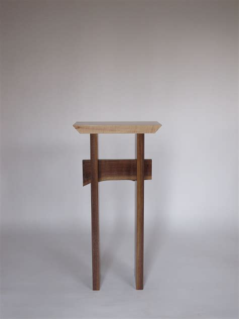Narrow Entry Table A Small Narrow Table For A Entry Table Narrow