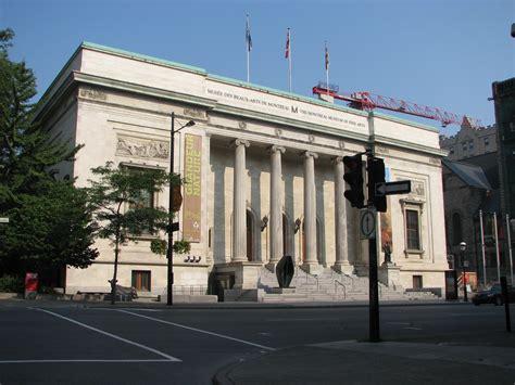 fine art museum montreal