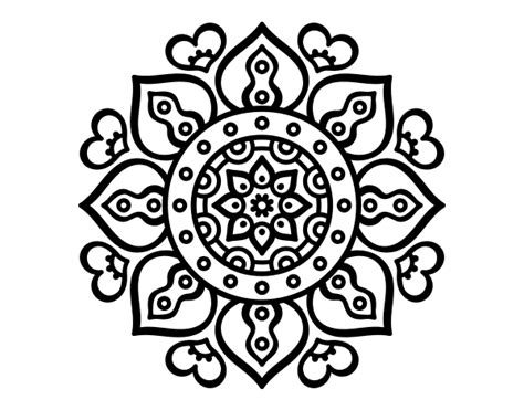 coloring pages 24 com download add games your website mandala arabic hearts coloring page coloringcrew com