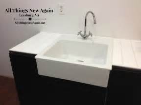 utility sink laundry room befon for